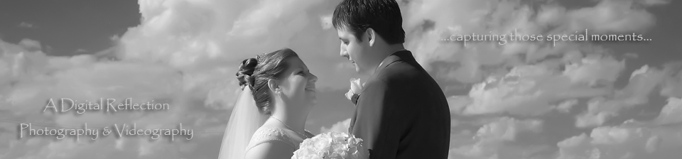 Lallemand-Thomas Infrared Wedding Photo