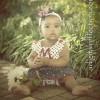 Mariah 9 Month Baby Portrait 04