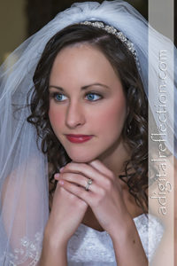 Laura Professional Bridal Portrait