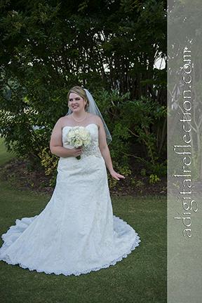 Kelley Jeffers Professional Wedding Photographer Bridal
