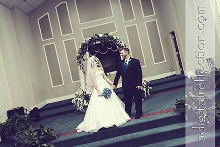 Swims Clark Wedding Montage Video by Birmingham Professional Wedding Photographer