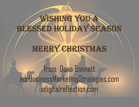 Hope you have a blessed Christmas Holiday with family and friends – Merry Christmas 2014 from A Digital Reflection Photography & Videography!